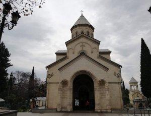 Фото Церковь Кашвети