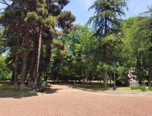 Парк Муштаиди