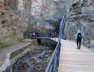 Водопад Leghvtakhevi