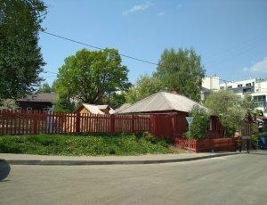 Музей «Домик Каширина»