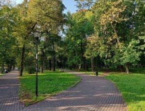 Парк имени И. П. Кулибина