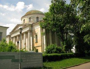 Церковь Ильинско-Тихоновская