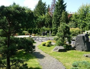Ботанический сад ЯГПУ им. К.Д.Ушинского