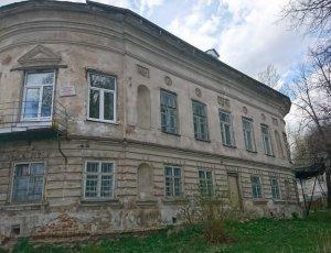 Памятник 18 века усадьба Коковцевых
