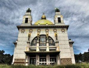 Церковь Ам-Штайнхоф: Отто Вагнер