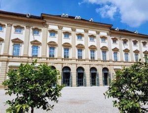 Дворец-музей Лихтенштейнов на Фюрстенгассе