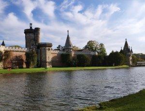 Замок и парк Лаксенбург