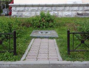 Фото Памятник Человеку Невидимке