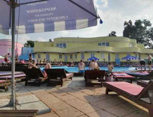 Развлекательный комплекс «Cuba Beach Club»