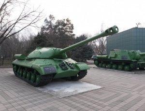 Музей военной техники под открытым небом «Оружие Победы»