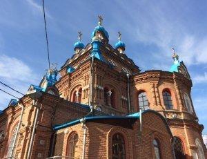 Фото Свято-георгиевский Храм