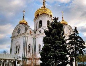 Войсковой собор князя Александра Невского