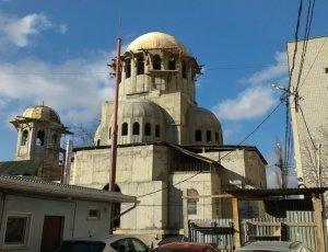 Фото Свято-Пантелеимоновский храм в Краснодаре