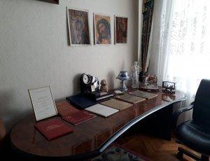 Мемориальный музей-квартира народного артиста СССР Г.Ф. Пономаренко