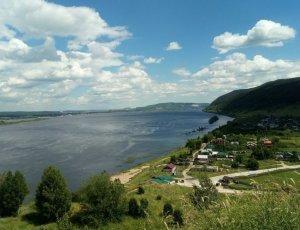 Национальный парк Самарская Лука