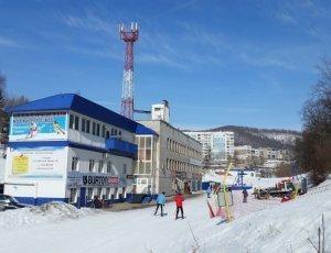 Горнолыжный комплекс «СОК» Красная Глинка