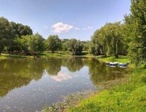 Воронежские озёра