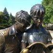 Фото Памятник Шурику и Лидочке в Краснодаре 8