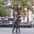 Фото Памятник Шурику и Лидочке в Краснодаре 6