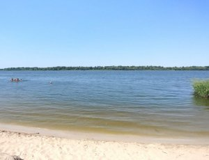 Пляж «Лесопарк»