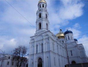 Фото Свято-Успенский Кафедральный собор