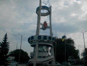 Памятник «Два Столба»
