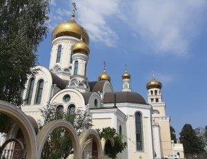 Свято-Иверский мужской монастырь