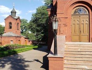 Церковь-некрополь Н.И. Пирогова