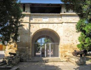 Русские Ворота Турецкой крепости