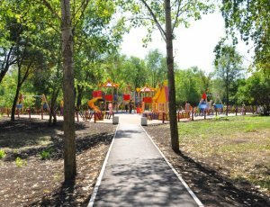 Молодежный парк
