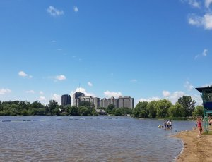 Парк Мунис-Бэй и пляж