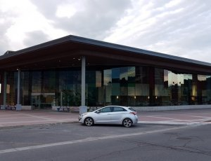 Shenkman Arts Centre