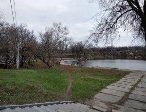 Городской молодежный парк досуга и отдыха имени В.И.Ленина