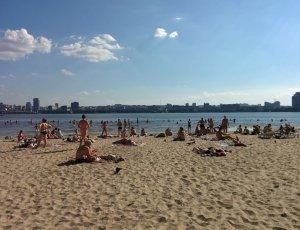 Воронцовский пляж