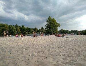 Фрунзенский пляж