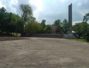 Памятник «Безымянная Высота»