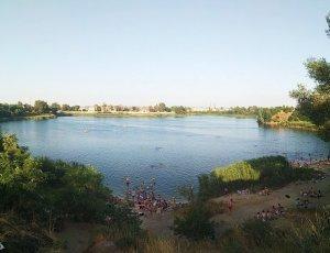 Озеро Котлован