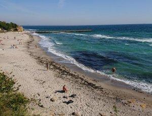 Чкаловский пляж