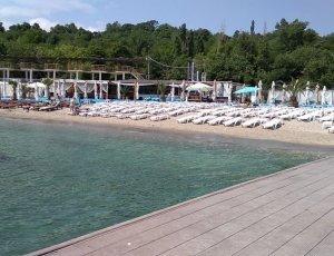 Пляж Калетон