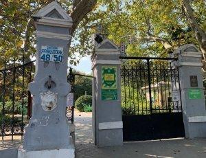 Фото Одесский ботанический сад ОНУ имени И. И. Мечникова
