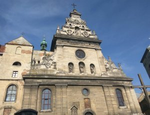 Фото Костёл и монастырь бернардинцев