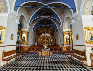 Церковь и монастырь Святoгo Онуфрия