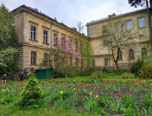 Ботанический сад Львовского университета