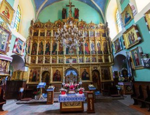 Церковь Святой Параскевы Пятницы