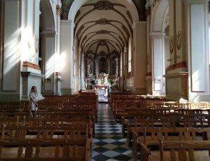 Фото Костёл и монастырь Святой Марии Магдалины