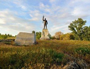 Памятник князю Святославу Игоревичу
