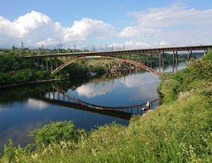 Фото Арочный мост
