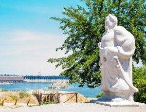 Памятник Тарасу Бульбе
