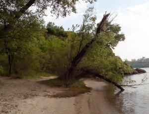 Пляж «Наумова балка»