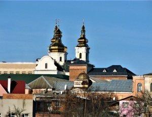 Свято-Преображенский кафедральный собор: Православная Церковь Украины